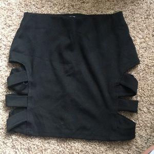 Bandage Style Skirt
